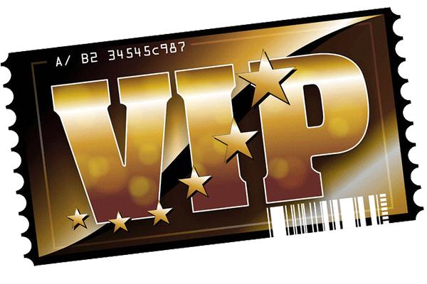 VIP-Ticket Gießen